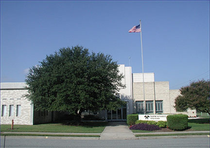 Teledyne Hastings Instruments Building